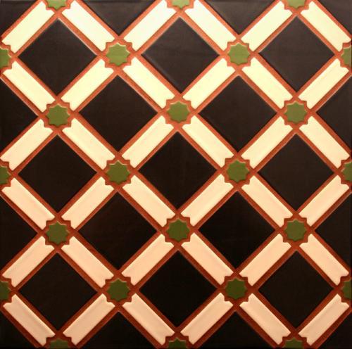 Moroccan Star Bar Display