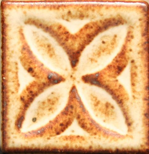 2x2 Geometric Four Petal