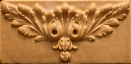 4 x 8 Lost Art Acanthus Deco