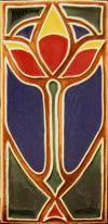 4 x 8 Deco Tulip