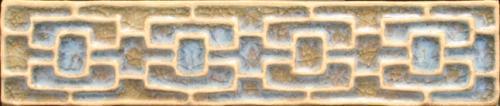 2x7 Chinese Lattice Strip